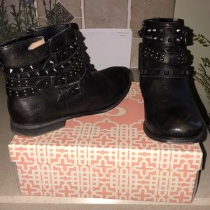 Gianni Bini boots like new. Worn only a few times